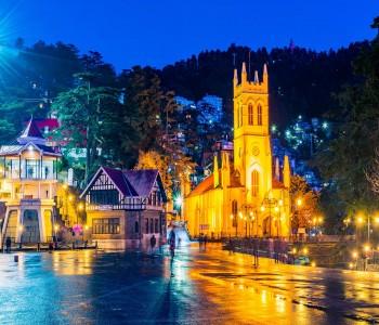 Delhi To Shimla Tour Packages