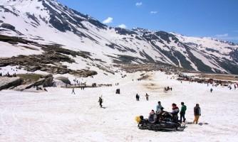Delhi Shimla Manali Sightseeing Tour