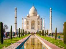 Taj Mahal with Jim Corbett National Park Tour