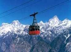 4Day Delhi Rishikesh Auli Tour