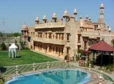 8 Days Agra Jaipur Bikaner Package