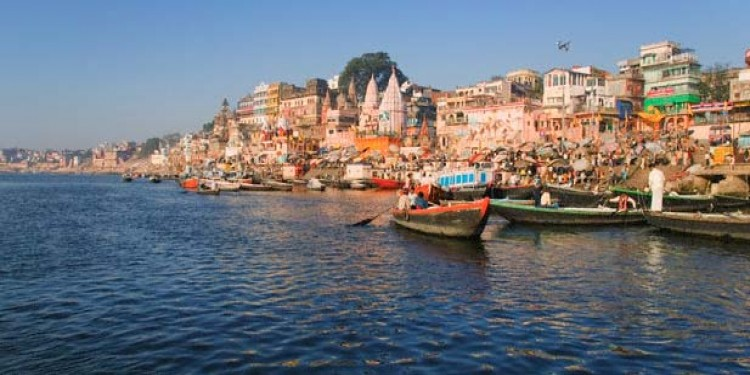 7 Days Golden Triangle Tour With Varanasi