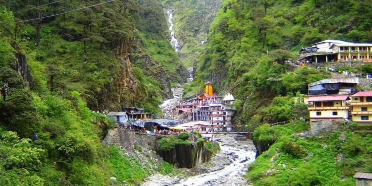 Yamunotri Gangotri Do Dham Yatra Tour Package